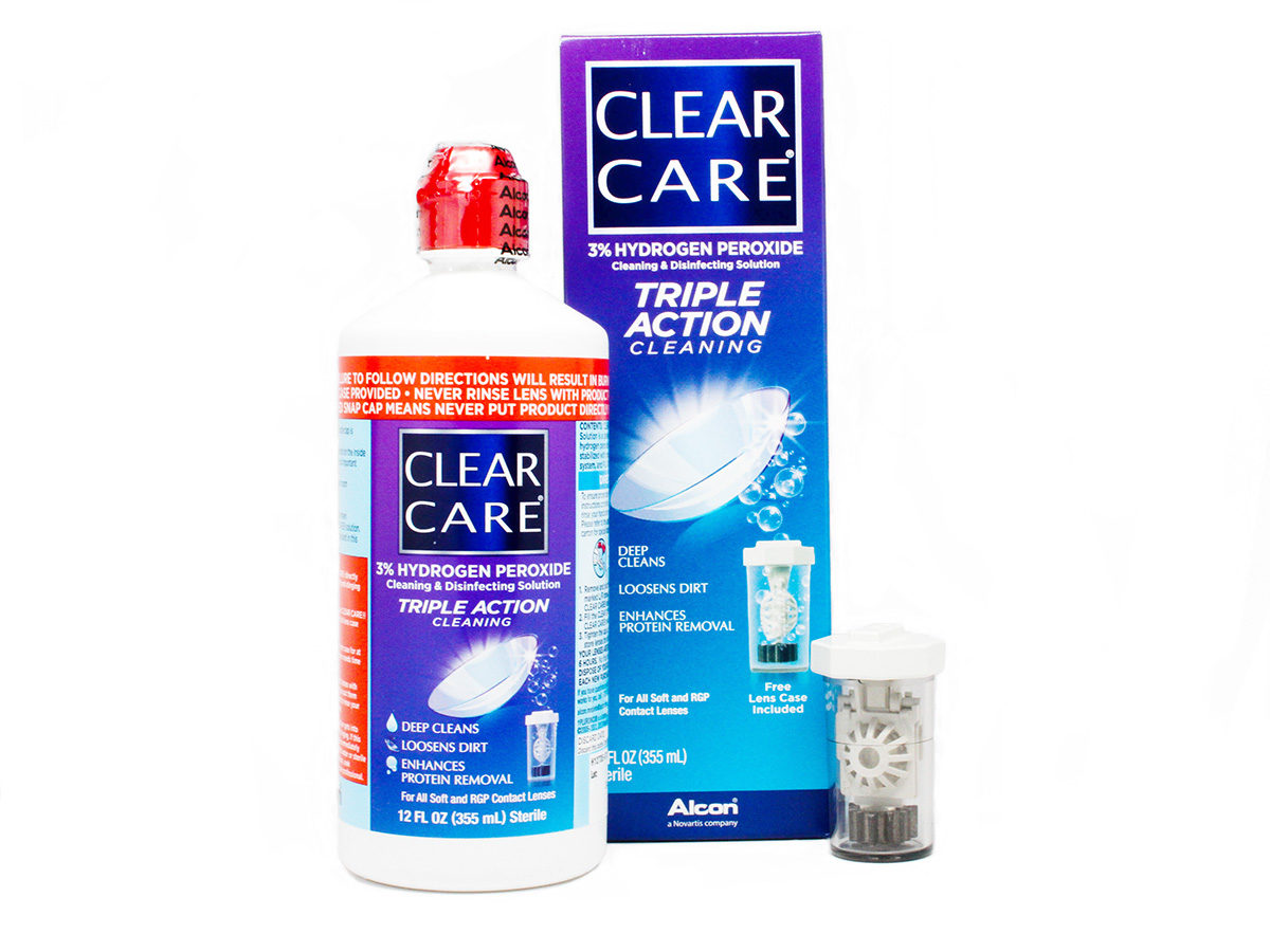 Clear Eyes Eye Drop product information at Treat allergies.