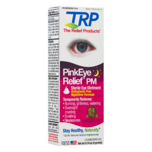 Pink Eye Relief PM