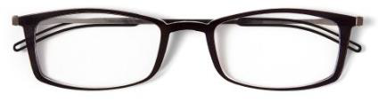 FrontPage Collection - Brooklyn Glasses with Milano Black Case