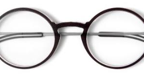 FrontPage Collection - Manhattan Glasses with Milano Black Case