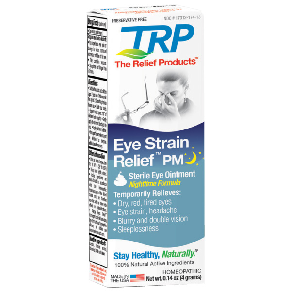 Eye Strain Relief PM