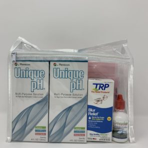 Scleral Compliance Pack Unique Deluxe