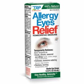 TRP Allergy Eyes Relief