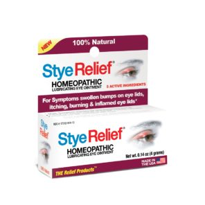 TRP Homeopathic Stye Relief