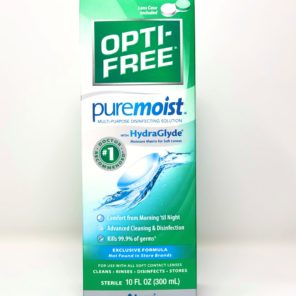 OPTI-FREE Puremoist Multi-Purpose Solution w/ HydraGlyde 10oz