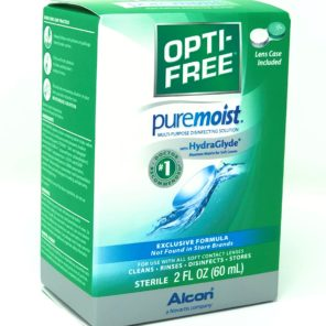 OPTI-FREE Puremoist Multi-Purpose Solution w/ HydraGlyde 2oz