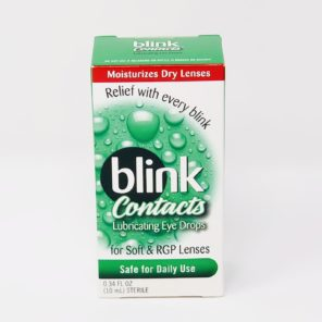 Blink Contacts®Lubricating Eye Drops