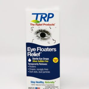 Eye Floaters Relief