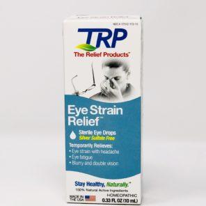 Eye Strain Relief