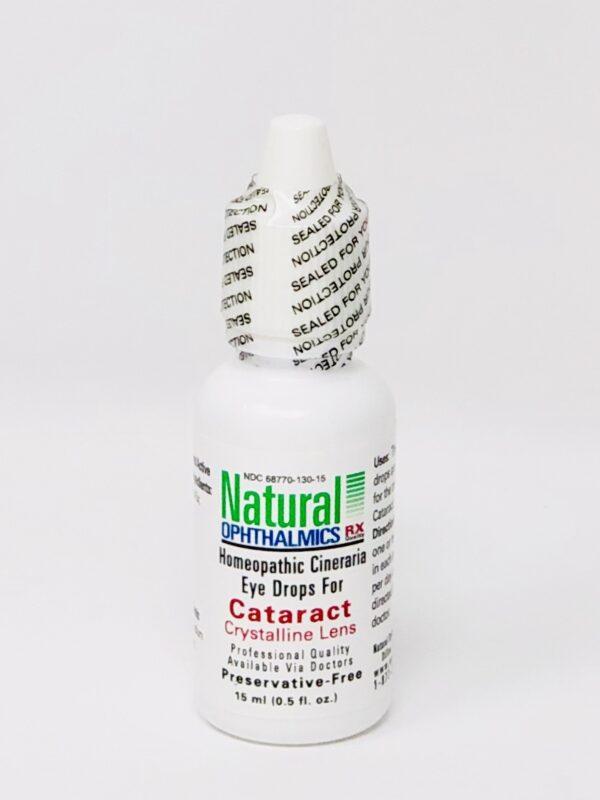 Natural Ophthalmics Cataract Drops