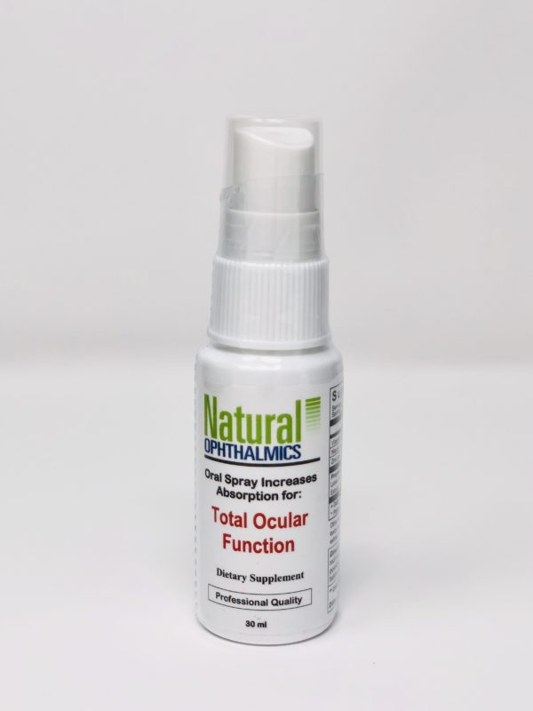 Natural Ophthalmics Total Ocular Function Spray