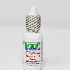 Natural Ophthalmics Women's Tear Stimulation Drops
