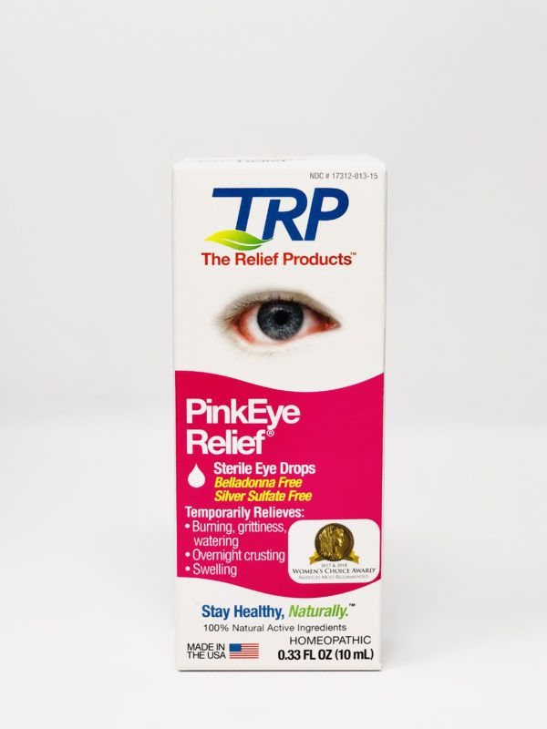 TRP Homeopathic Pink Eye Relief
