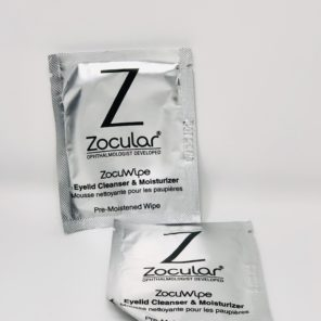 ZocuWipe Single Towelette