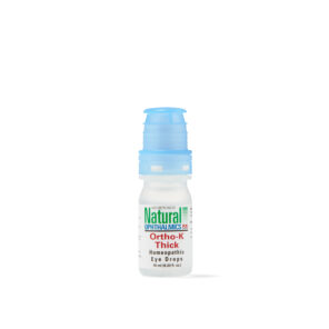 Natural Ophthalmics Ortho-K Thick Bottle