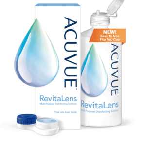 Acuvue Revitalens Solution